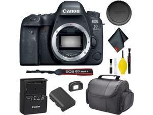Canon EOS 6D Mark II DSLR Camera Base Bundle