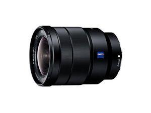 Sony Vario-Tessar T* FE 16 - 35 mm F4 ZA OSS Wide Angle Zoom Lens