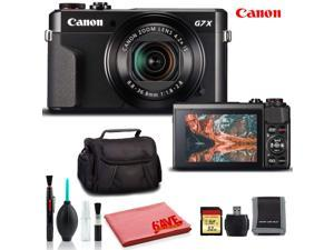 Canon PowerShot G7 X Mark II Digital Camera (Intl Model) - Ultimate Kit