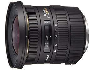 Sigma 10-20mm f/3.5 EX-DC HSM Autofocus Zoom Lens For Canon Cameras