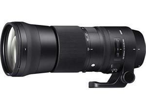 SIGMA 150-600mm F5-6.3 DG OS HSM Contemporary Lens For Canon