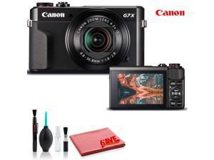 Canon PowerShot G7 X Mark II Digital Camera (Intl Model) - Standard Kit