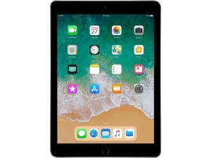 """Apple 9.7"""" iPad 6th Generation (Early 2018, 128GB, Wi-Fi Only, Space Gray)"""