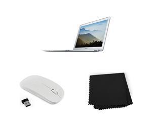 "Apple 13.3"" MacBook Air 256GB SSD #MQD42LL/A (Newest Version 2017 Model) Starter Bundle"
