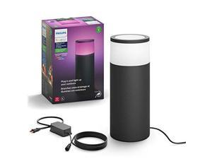 HUE WHITE & COLOR AMBIANCE MH OUTDOOR PATHWAY LIGHT DEC ETA