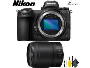Nikon Z6 Mirrorless Digital Camera + Nikon NIKKOR Z 35mm f/1.8 S Lens Intl Model