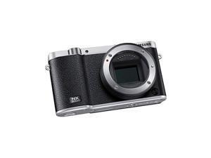 Samsung NX3000 Mirrorless Digital Camera (Black Body Only) - Intl Model
