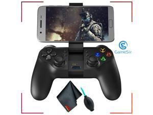 GameSir T1s Gaming Controller 2.4G Wireless Gamepad for Android Smartphone TV Box + Accessories