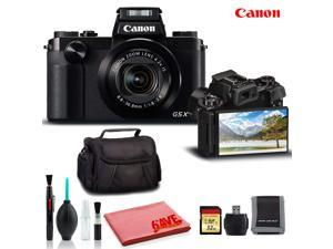 Canon PowerShot G5 X Digital Camera (Intl Model) - Ultimate Kit