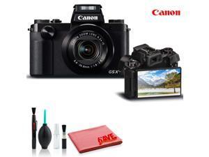 Canon PowerShot G5 X Digital Camera (Intl Model) - Standard Kit
