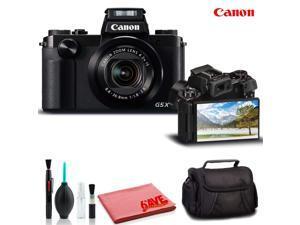 Canon PowerShot G5 X Digital Camera (Intl Model) - Deluxe Kit