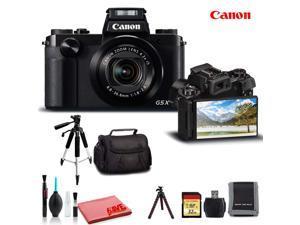 Canon PowerShot G5 X Digital Camera (Intl Model) - Premium Kit