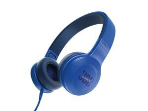 JBL E35 on-ear headphones (Blue)