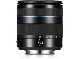 SAMSUNG 12-24 f/4-5.6 ED Black + Deluxe Lens Cleaning Kit