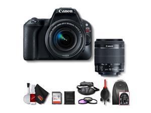 Canon EOS Rebel SL2 DSLR Camera with 18-55mm Lens Combo Kit