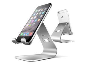 Spinido Aluminium Phone Stand Holder for iPhone 7 plus Samsung etc & all Smart Phones, 3 Colors
