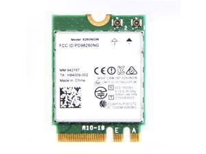 Wireless-AC 9560 Generation Integrated Intel wireless 802 11ac, Dual Band,  2x2 Wi-Fi + Bluetooth 5 160MHz MU-MIMO NGFF Wifi Card - Newegg com