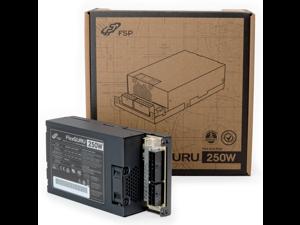 FSP Mini ITX Solution / Flex ATX 250W Fully Modular Cable Management Efficiency >85% Full Range Active PFC Power Supply (FSP250-50FGBBI(M)) Flex Guru 250W (New Edition)