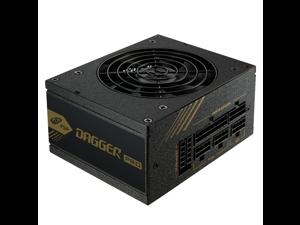 FSP Dagger Pro 850W Mini ITX Solution / SFX 12V / Micro ATX 80 Plus Gold Certified Full Modular VR / 4K Ready Gaming Power Supply (SDA2-850)