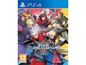 BlazBlue Cross Tag Battle PS4 Game