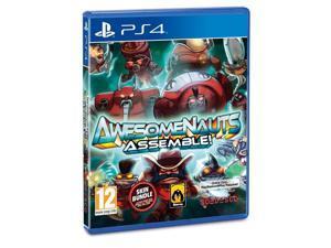 Awesomenauts Assemble PS4 Game