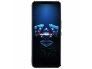 Asus ROG Phone 5 ZS673KS 128GB/12GB RAM VoLTE GSM Factory Unlocked  6.78 in AMOLED Display Triple Camera Smartphone - Storm White - Tencent Version