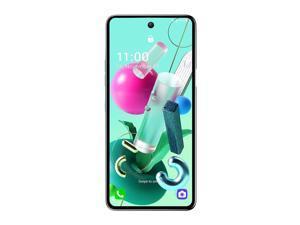 LG K92 5G 128GB/6GB RAM LMK920AM GSM Unlocked 6.7 in IPS LCD Display Quad Camera Smartphone - Titan Gray
