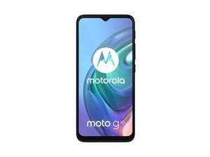 Motorola Moto G10 128GB XT2127-2 Dual SIM GSM Factory Unlocked 6.5 in IPS LCD Display 4GB RAM Quad Camera Smartphone - Aurora Grey - International Version