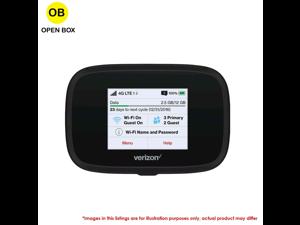 OB Verizon Wireless Jetpack 7730L Cellular Modem/Wireless Router
