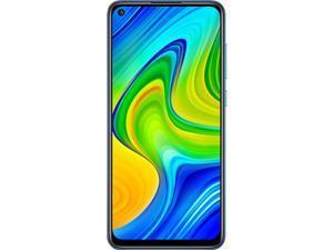 "Xiaomi Redmi Note 9 128GB Dual SIM GSM Only , 5020mah Battery, 6.53"" FHD + Display 4G LTE 4GB RAM 48MP Quad Camera Hotshot Smartphone - Forest Green - International Version"