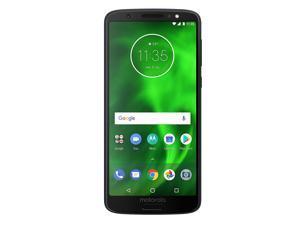 "Motorola Moto G6 32GB XT1925-6 GSM Factory Unlocked 4G LTE 5.7"" IPS LCD 3GB RAM Dual 12MP + 5MP Smartphone - Deep Indigo"