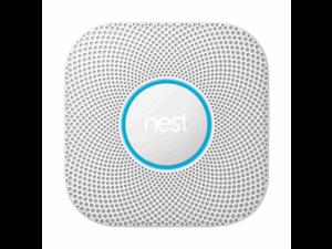 Nest Protect 2nd Generation Battery Smoke & Carbon Monoxide Alarm - S3000BWES
