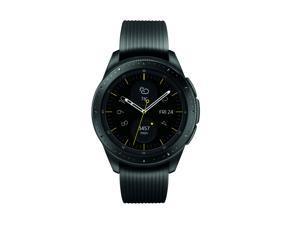 Samsung Galaxy Watch 42mm SM-R815U Factory Unlocked LTE, GPS Smartwatch - Midnight Black
