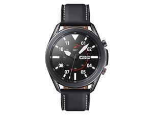 Samsung Galaxy Watch3 45mm (Bluetooth + Wi-Fi + GPS) Stainless Steel R840 - Mystic Black