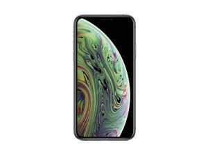 "Apple Iphone XS 64GB A1920 MTAG2LL/A GSM+CDMA 5.8"" Verizon Super Retina OLED Capacitive Touchscreen 4GB RAM Dual 12MP + 12MP Camera Smartphone - Space Gray"
