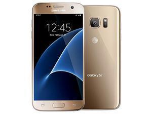 Samsung Galaxy S7 SM-G930A AT&T Unlocked - Gold Platinum