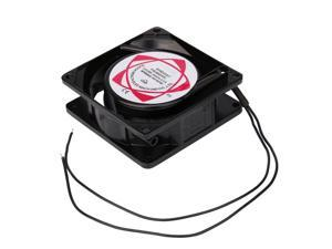 2018 NEW LYF 220V 240V 8cm 80mm x 80mm x 25mm AC Metal Brushless Cooling Industrial Fanor For Video Card Mod Thermo Pasta