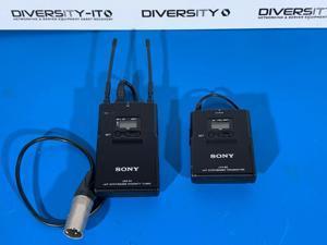 Sony Wireless Microphone URX-P2 & UTX-B2 30-33