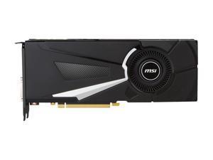 MSI GeForce GTX 1070 Ti DirectX 12 GTX 1070 Ti AERO 8G 8GB 256-Bit GDDR5 PCI Express 3.0 x16 HDCP Ready SLI Support ATX Video Card