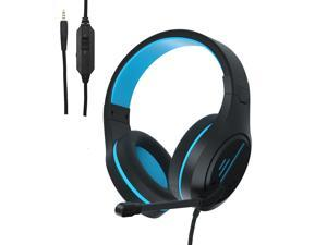 SADES PS4 Gaming Headset, Stereo Gaming Headphone with Microphone Vibration for Laptop PC/Xbox one