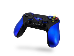 PS4 Wireless Gamepad Controller, ANIVIA Wireless Game Controller for PS4/ PS4 Slim/ PS4 Pro/Switch
