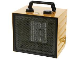 COMFORT ZONE CZ709 Compact Ceramic Utility Heater