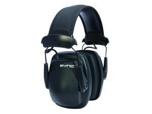 Howard Leight 1030110 Earmuff Hearing Protection Headband 3.5mm Input Black