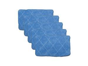 RolliBot BL618 Smart Vacuum Replacement MicroFiber Cloth For Mopping Attachment - 5 Pack