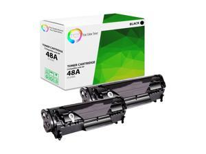 TCT Premium Compatible Toner Cartridge Replacement for HP CF248A Black Works with HP Laserjet Pro M15a M15w MFP M28a M28w Printers 1,000 Pages - 8 Pack