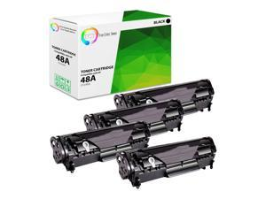 MFP M28a M28w Printers - 8 Pack TCT Premium Compatible Toner Cartridge Replacement for HP CF248A Black Works with HP Laserjet Pro M15a M15w 1,000 Pages