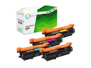2-Pack Compatible Laser Toner Cartridge Replacement for HP 653X 653A CF323A Printer Toner use for HP Laserjet M680dn M680f M680z M675 M680 Series Printer Magenta