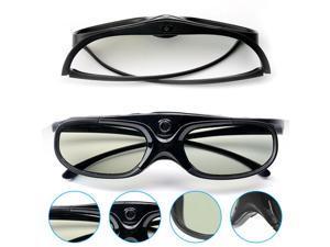 Active Shutter 3D Glasses Eyewear For DLP-LINK Projector