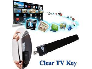 TOP Clear TV Key Free Digital HDTV Indoor Antenna Ditch Cable As Seen on TV HD