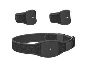 Skywin VR Tracker Belt and Tracker Strap Bundle for HTC Vive System Tracker Set